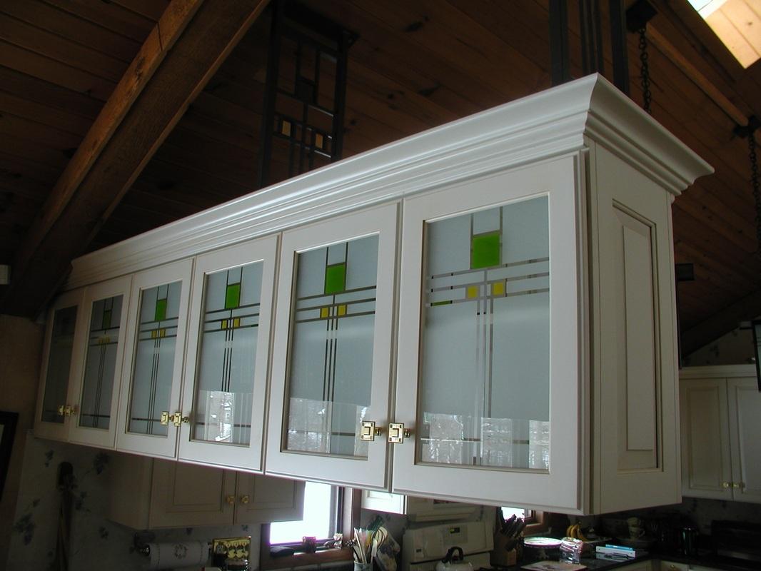 Architectural art glass illumination art design sean for Architectural glass art
